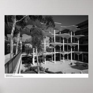 El Breezeway, San Diego, 1966 Póster