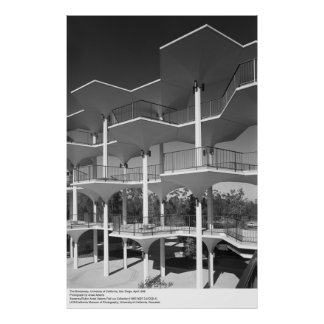 El Breezeway, Uc San Diego, 1966 Posters