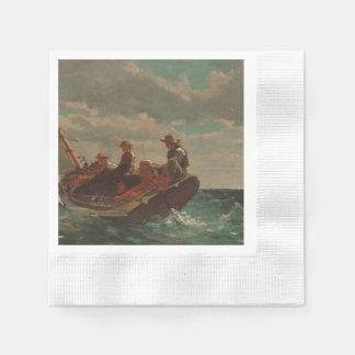 El Breezing para arriba (un viento justo) por Servilletas De Papel