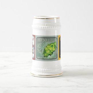 El Brew de Fegley trabaja a Stein Tazas De Café