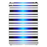 El brillar intensamente azul de Vega raya caja del iPad Mini Protector