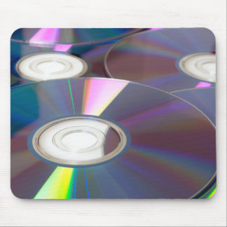 El brillar intensamente CD Alfombrilla De Raton