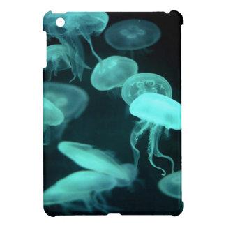el brillar intensamente de los pescados de jalea iPad mini cobertura