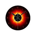El brillar intensamente eclipse totalmente de The  Relojes