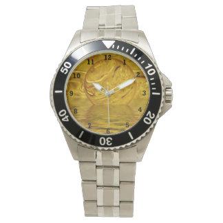El brillar intensamente relojes de pulsera