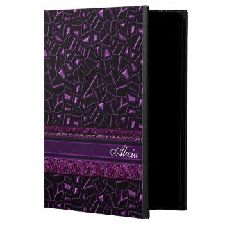 El brillo púrpura personalizó la caja del aire 2