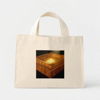 El bronce altera bolsa tela pequeña