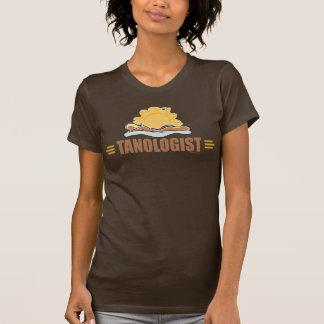 El broncear divertido de Sun Camiseta