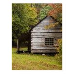 El brote Ogle la casa, nacional de Great Smoky Mou Postal