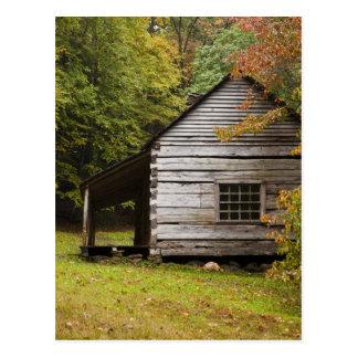 El brote Ogle la casa, nacional de Great Smoky Tarjeta Postal
