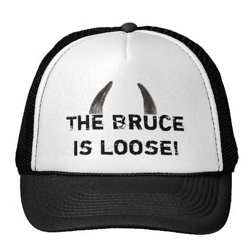 El Bruce es gorra flojo