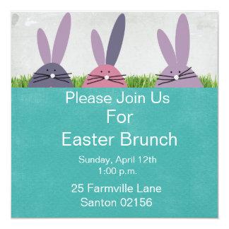 El brunch de Pascua invita Invitacion Personalizada