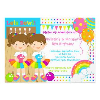 El Brunette hermana a la fiesta de cumpleaños de l