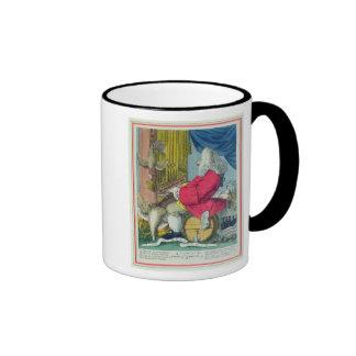 El bruto encantador taza de café
