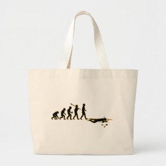 El bucear bolsas