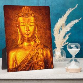 El Buda de oro Placas Con Foto