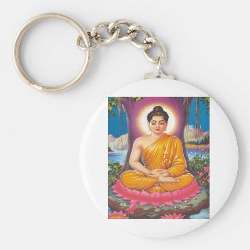 El Buda Llaveros Personalizados