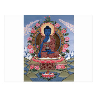 El Buda Tarjeta Postal