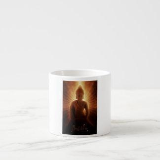 El Buddhas que despierta Taza De Espresso