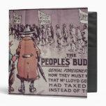 El Budget', 1909 de la gente