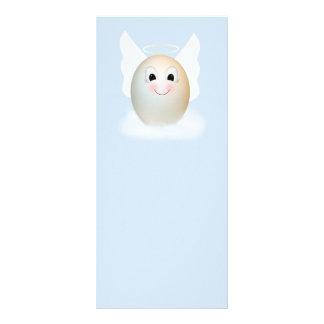 El buen ángel del huevo lona personalizada