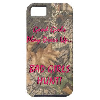 ¡El buen juego de los chicas viste para arriba iPhone 5 Funda
