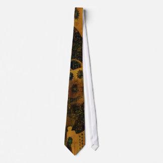 El buen lazo viejo de los días corbata personalizada