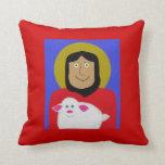 El buen pastor almohada
