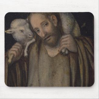 El buen pastor mouse pads