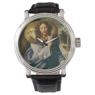 El buen pastor reloj de mano