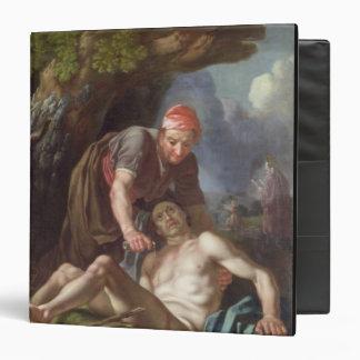 """El buen samaritano, c.1751-52 (aceite en lona) carpeta 1 1/2"""""""