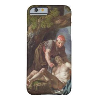 El buen samaritano, c.1751-52 (aceite en lona) funda de iPhone 6 barely there