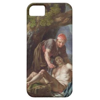 El buen samaritano, c.1751-52 (aceite en lona) iPhone 5 fundas
