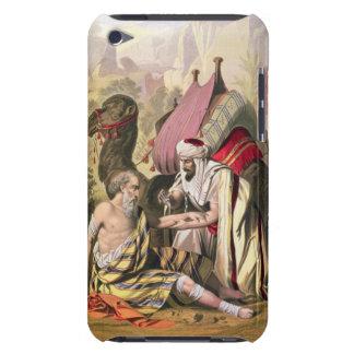 El buen samaritano, de una biblia impresa por Edwa iPod Touch Cárcasa