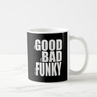 El bueno el malo y el enrrollado taza clásica