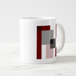 """El bueno el malo y la idea [detalle """"bueno""""] taza de café grande"""