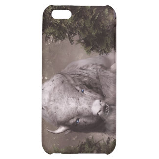 El búfalo blanco