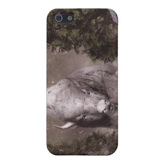 El búfalo blanco iPhone 5 cobertura