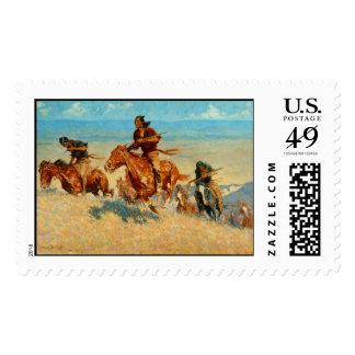 El búfalo Runners (1909) de Federico Remington Envio