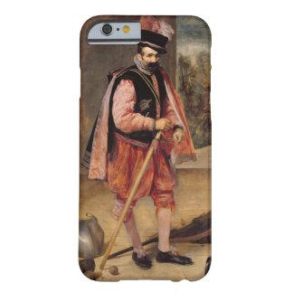 """El bufón nombró a """"Don Juan de Austria"""", c.1632/35 Funda Para iPhone 6 Barely There"""