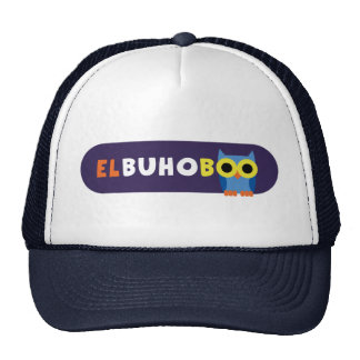 EL BUHO BOO - Logo Gorro De Camionero