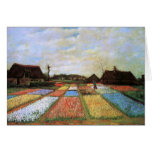 El bulbo de Van Gogh coloca la bella arte de Holan Tarjeton