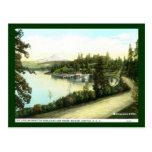 El bulevar y el Monte Rainier, S de Washington del Postal