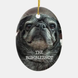 "El Bumblesnot ""Adopt no hace compras!"" ornamento o Ornato"