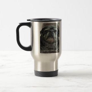 """¡El Bumblesnot """"adopta! No hace compras la"""" taza"""