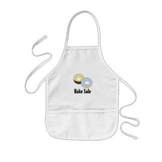 El buñuelo lindo cuece diseño de la venta delantal infantil