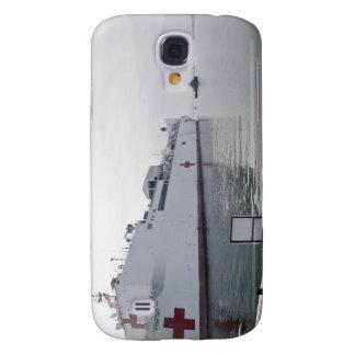 El buque hospital militar del comando del Sealift Funda Para Galaxy S4