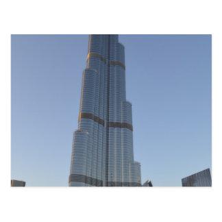El Burj Khalifa Postal