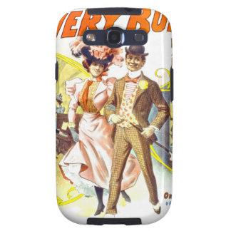 El Burlesquers frondoso, caja de la casamata de Sa Galaxy S3 Cobertura