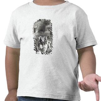 El burning de San Pablo viejo, 1666 Camiseta